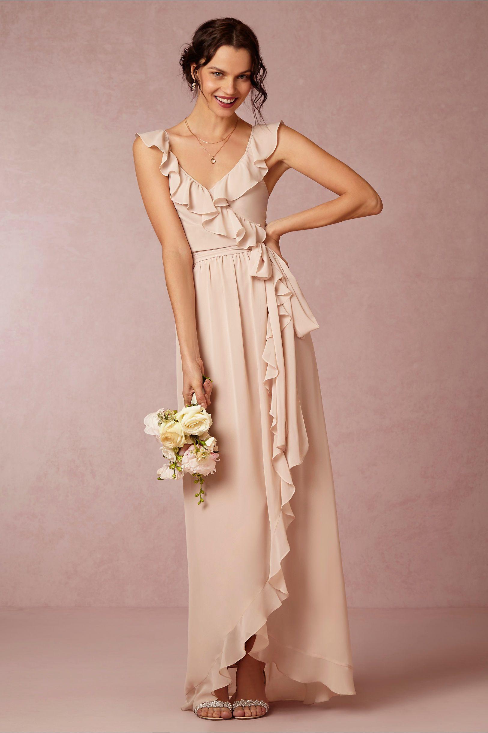 Polly Dress in Bridal Party & Guests Bridesmaids at BHLDN | Amanda\'s ...