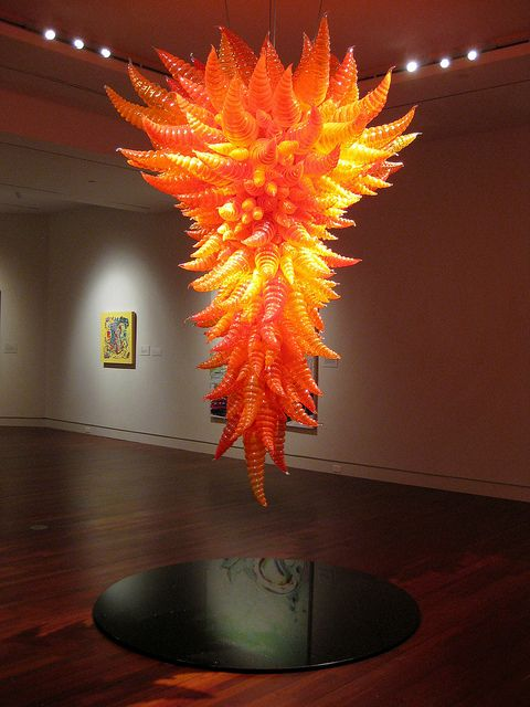Image result for chihuly art colorado springs fine art center