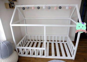 łóżko Domek Housebed Różne Wymiary I Kolory Wysyłka łóżko