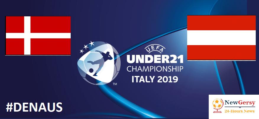 Denmark U21 vs Austria U21 UEFA EURO U21 live free TV