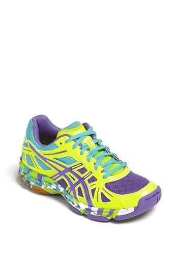 asics girls volleyball shoes