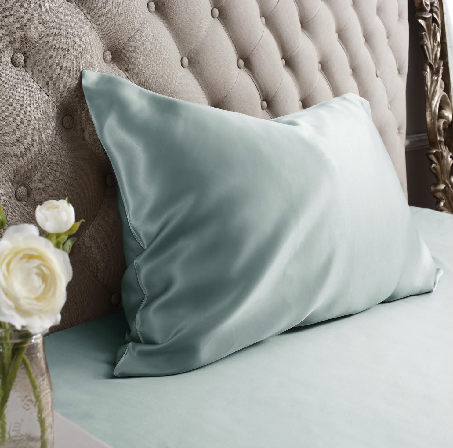 Luxurious Silk Pillowcases from Jasmine
