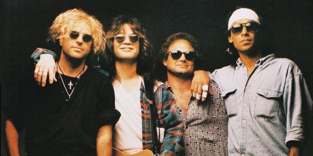 Van Halen Es Una Banda De Hard Rock Originaria De Estados