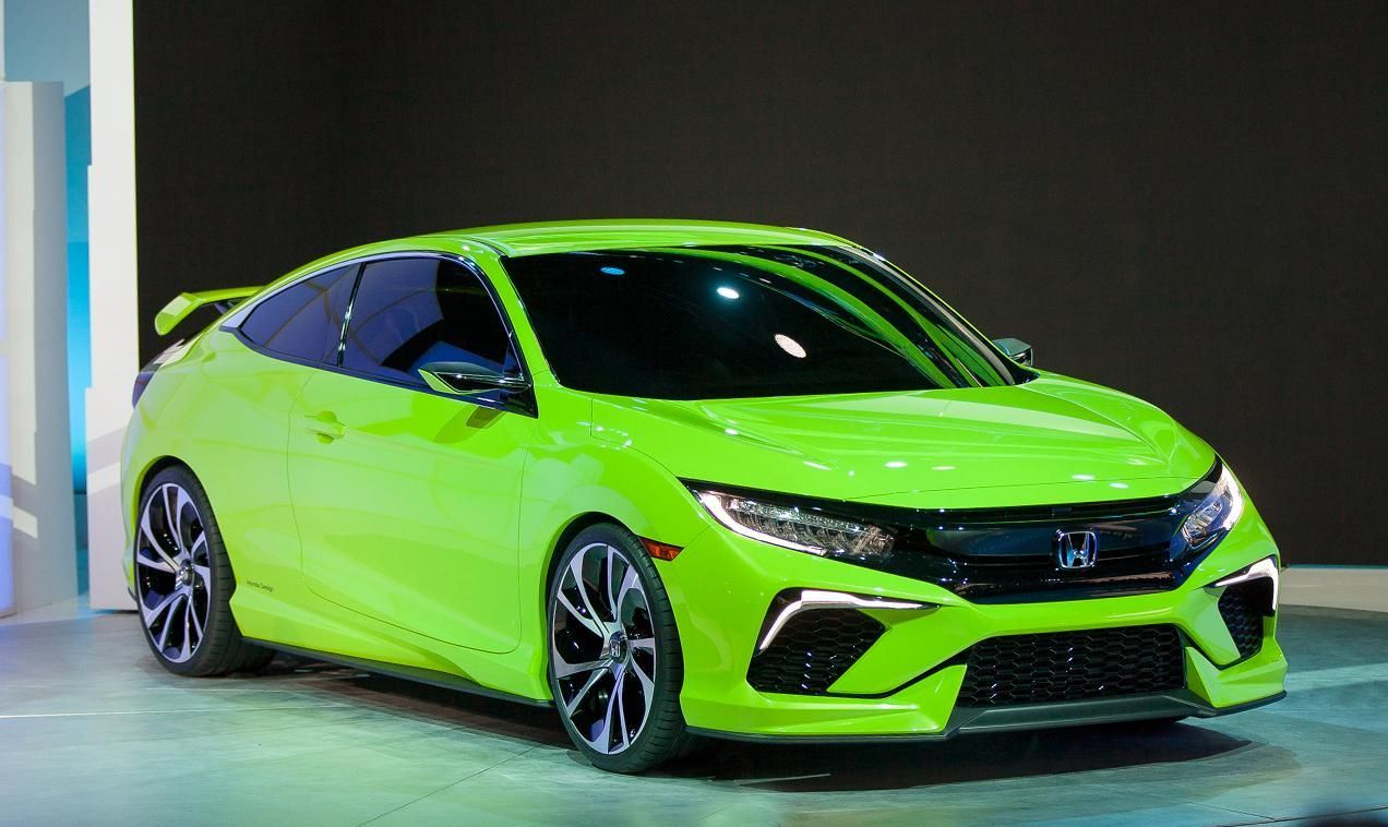 Honda Reveals AllNew Civic, Says Type R Coming To America