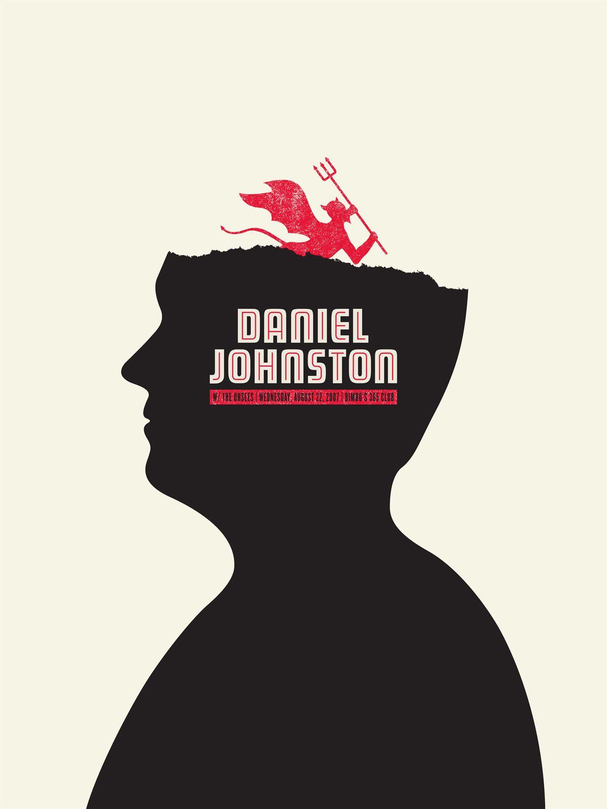 The Small Stakes Music Posters By Miyoko Ohtake Daniel Johnston Jason Munn Music Poster