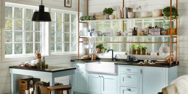 20 Small Kitchen Ideas on a Budget Budgeting, Kitchens and Small