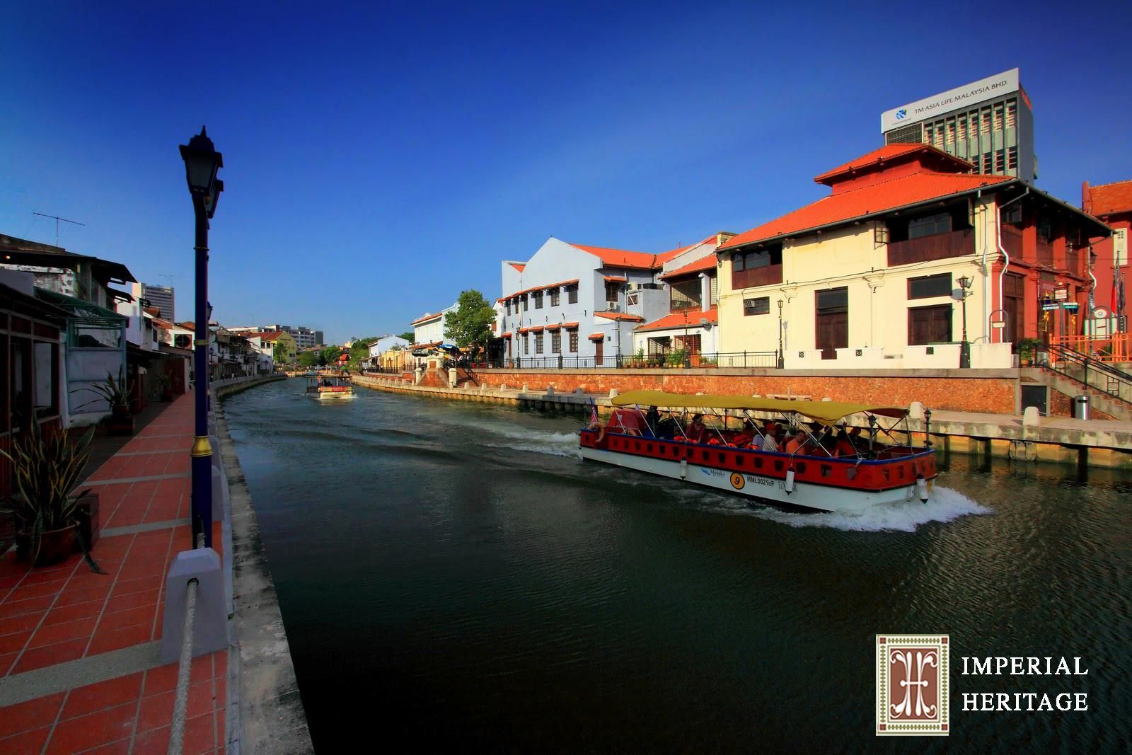 Did You Know Melaka River Was Once Dubbed The Venice Of The East By European Seafarers As It Was A Prominent Port O Best Location Heritage Hotel Heritage