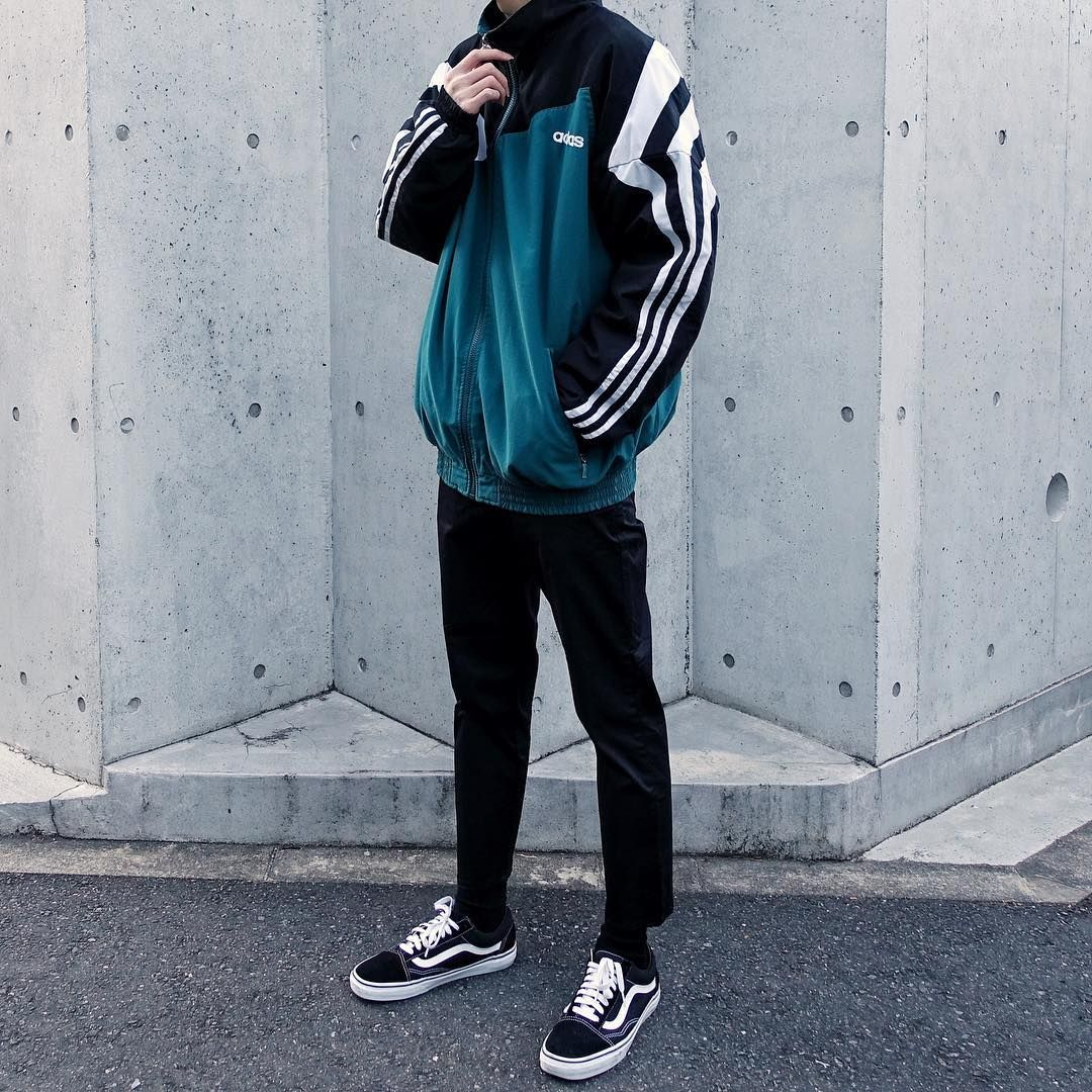 vans old school adidasy