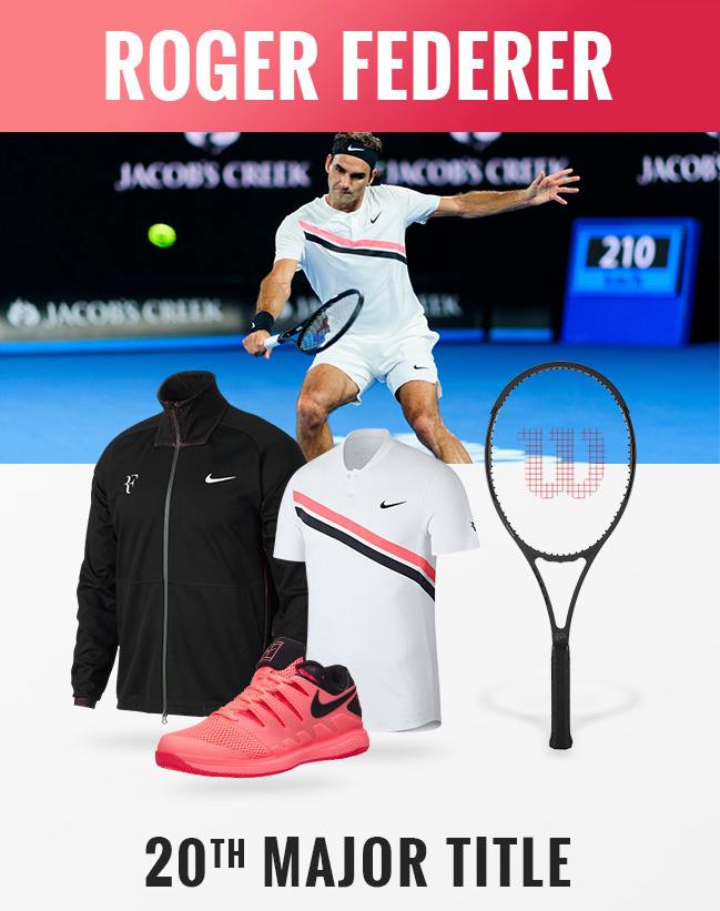 Nike Tennis Roger Federer Collection