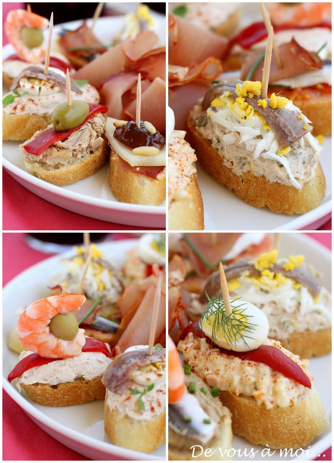 Bons plans voyage vacances barcelone cuisine espagnole - Cuisine espagnole tapas ...