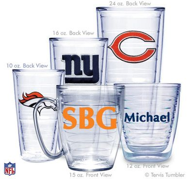 Design Your Own Nfl Personalized Tumblers Pinterest Tervis