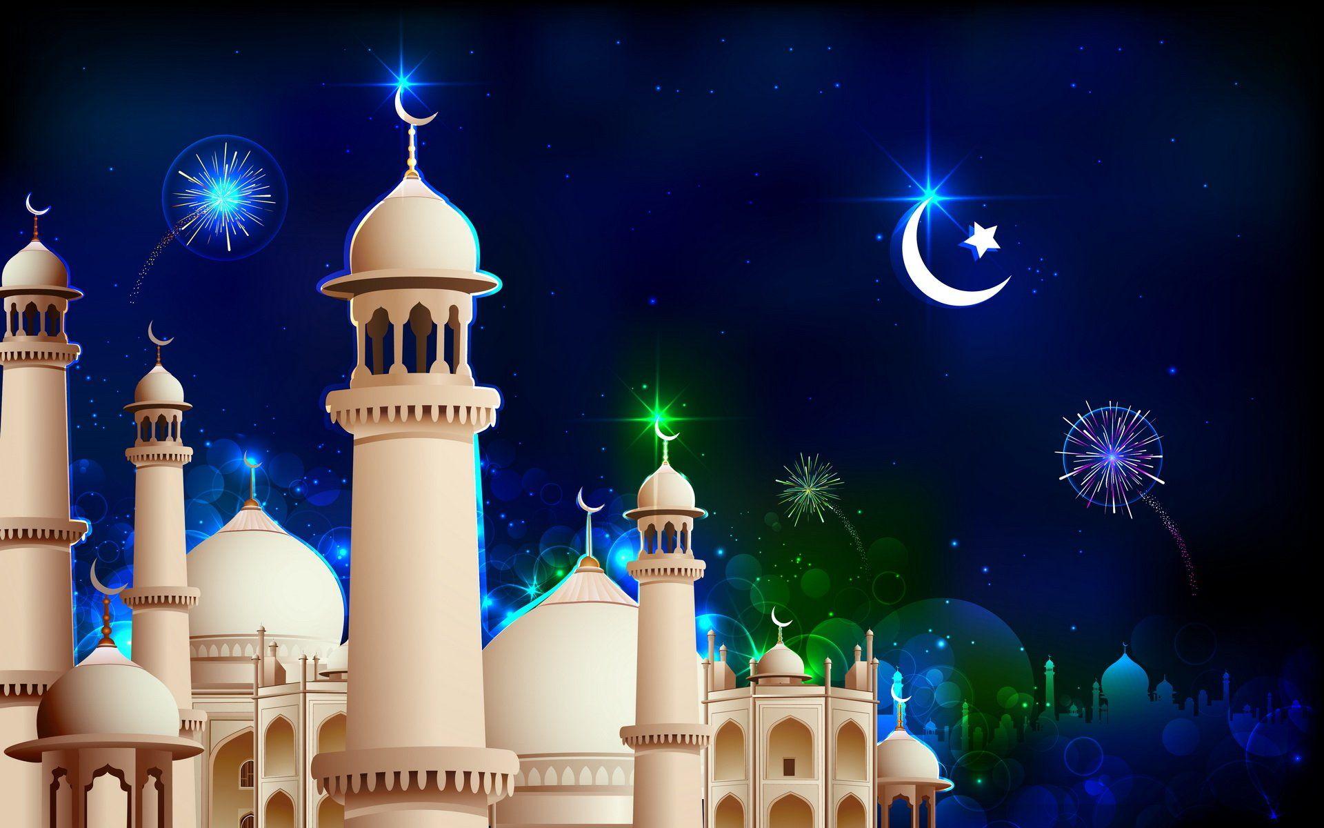 Картинка рамазан байрам