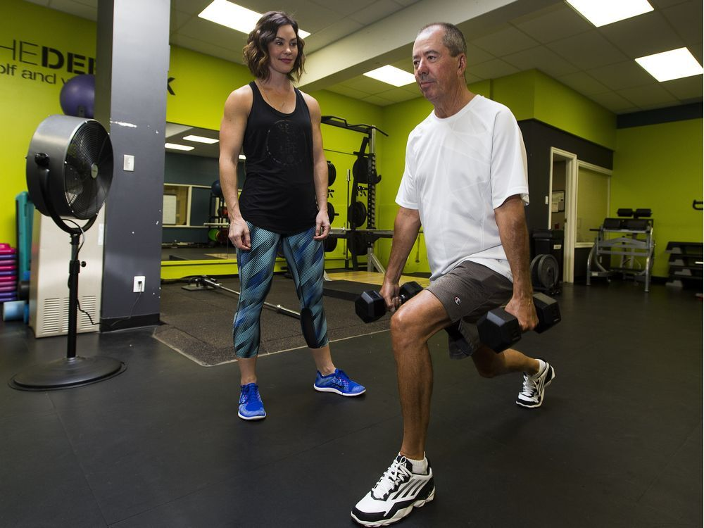 #Reality Fitness: Dad and daughter duo work together for better health - National Post: National Post Reality Fitness: Dad and daughter duo…
