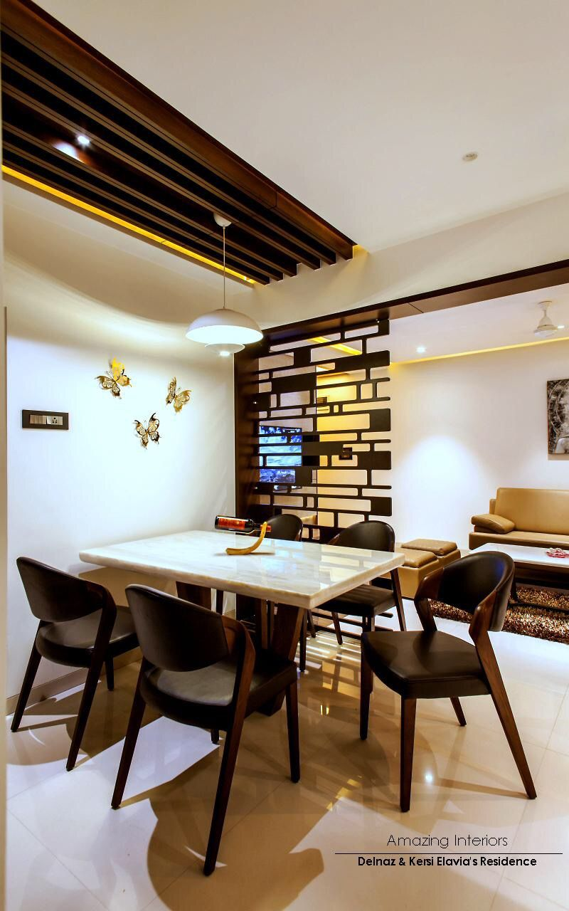 Pin by Vicky Doctor on Amazing interiors  Room divider walls False ceiling bedroom False