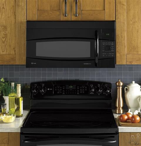 Ge Pvm1790drbb 1 7 Cu Ft Over The Range Microwave Oven With 1 000 Cooking Watts Convection Cooking Over The Range Microwaves Warming Oven Convection Cooking