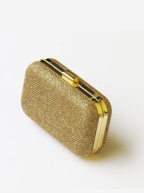 Statement Clutch - Champagne Ice by VIDA VIDA