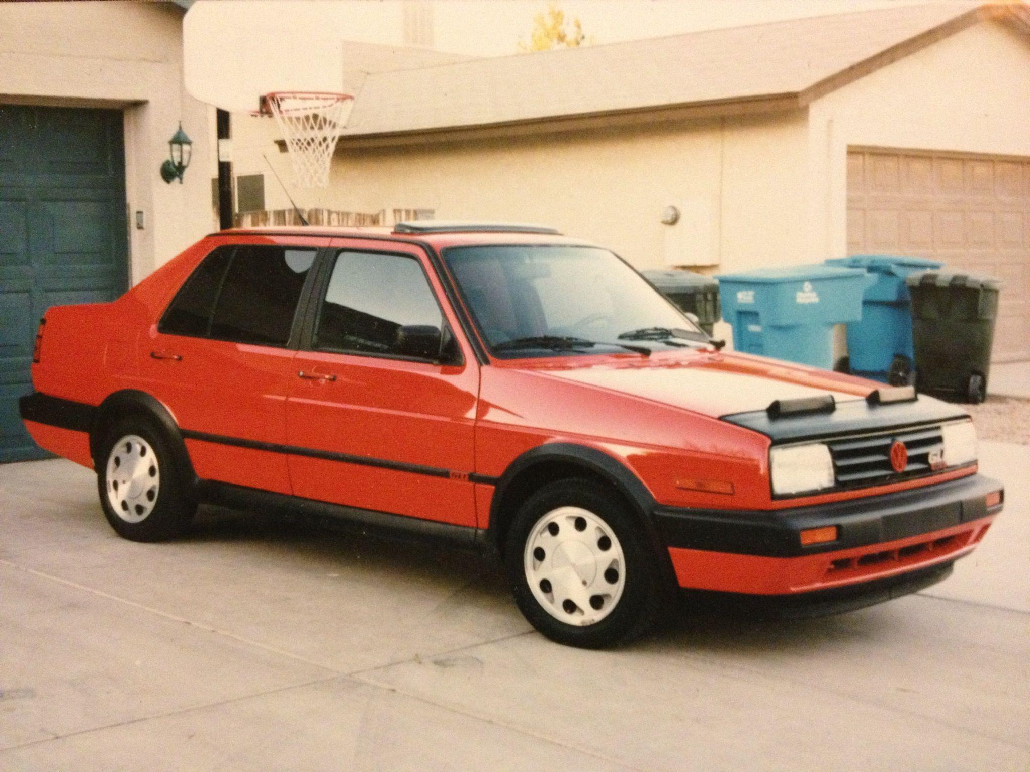 1992 volkswagen jetta gli [ 2048 x 1536 Pixel ]