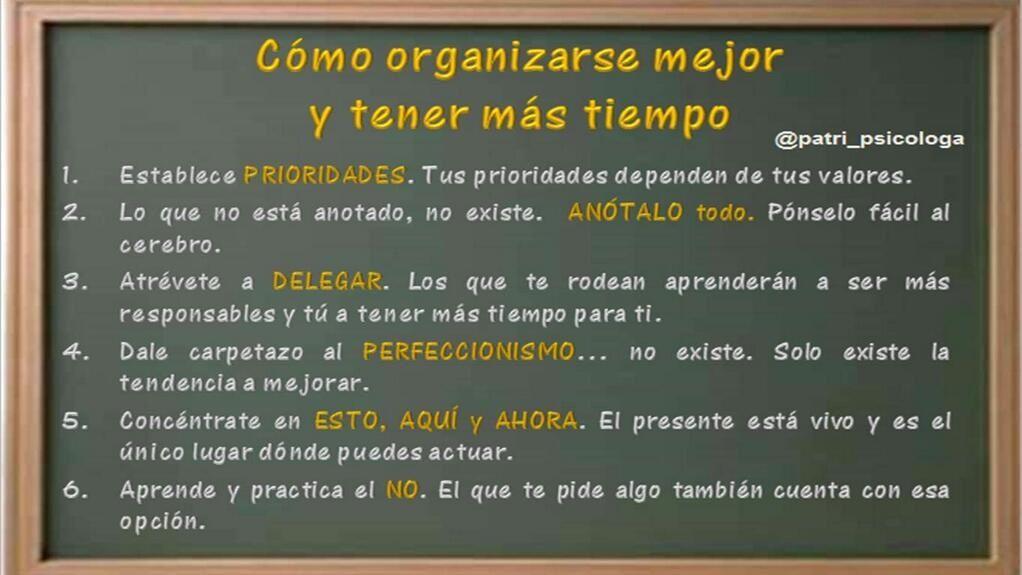 Organizar Tu Vida
