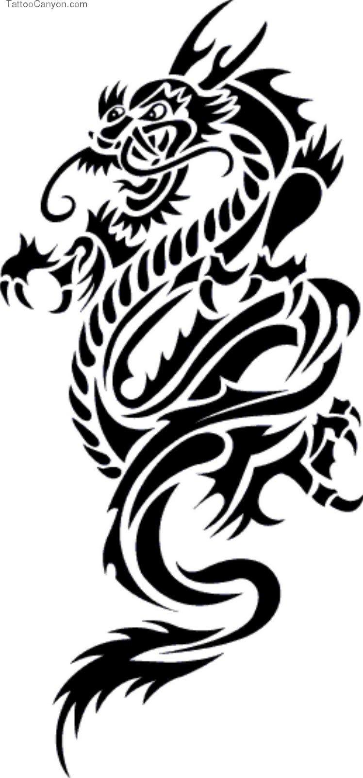 Free Download New Tattoos Dragon Tattoo Design Collection 3794 Picture 10750 Drachentattoo Drachen Tattoo Designs Japanische Drachen Tattoos