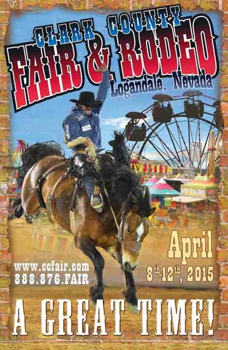 Clark County Fair Amp Rodeo Battle Born County Fair