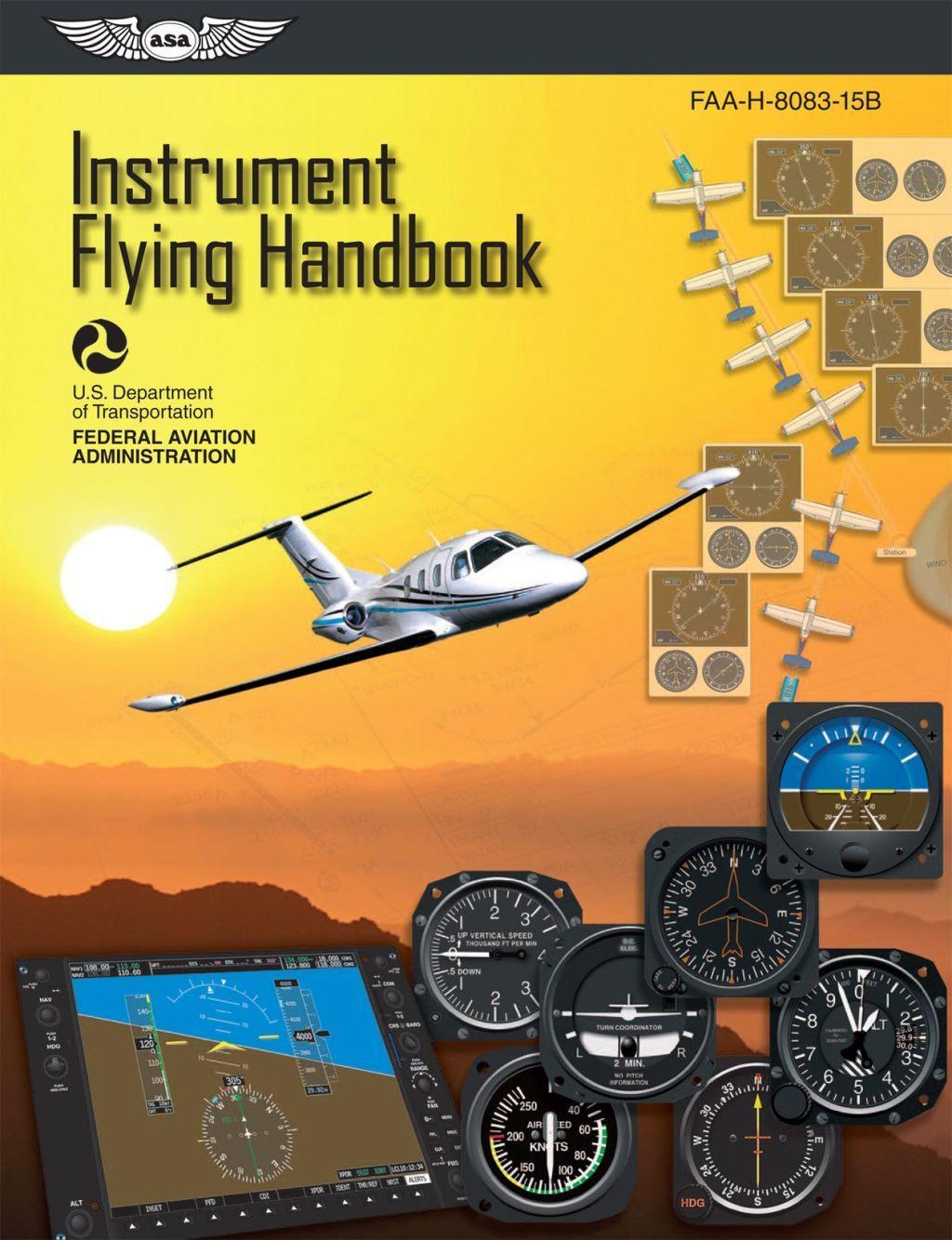 Instrument Flying Handbook (eBook) Flight simulator