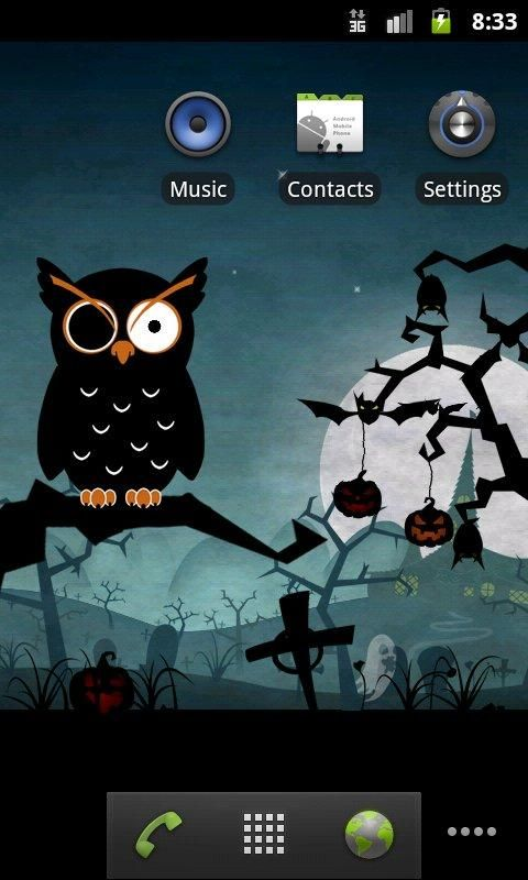 Halloween Wallpapers For Android Phones Halloween Live Wallpaper