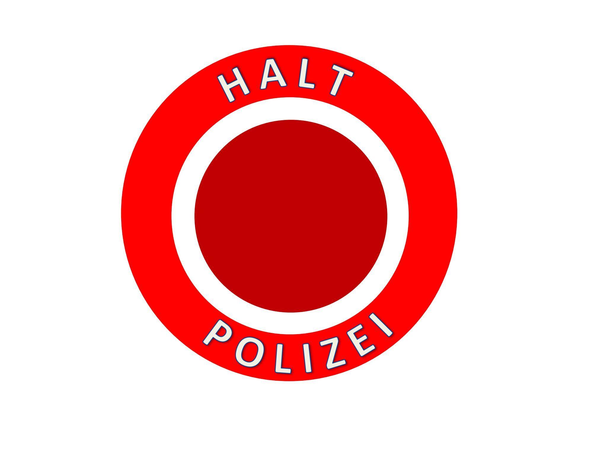 Polizeikelle Malvorlage
