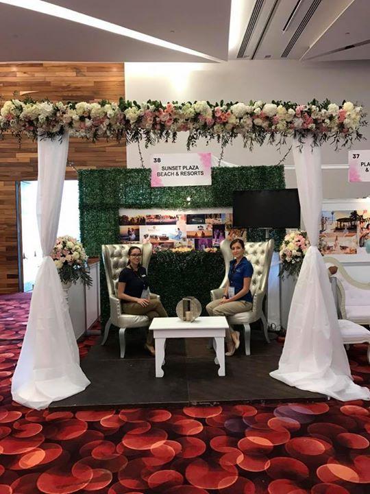 Listos para recibir a #weddingplanners y #agentesdeviajes en #lovemexicopvr con #sunsethotel y #palladium #yosoydetailsvallarta