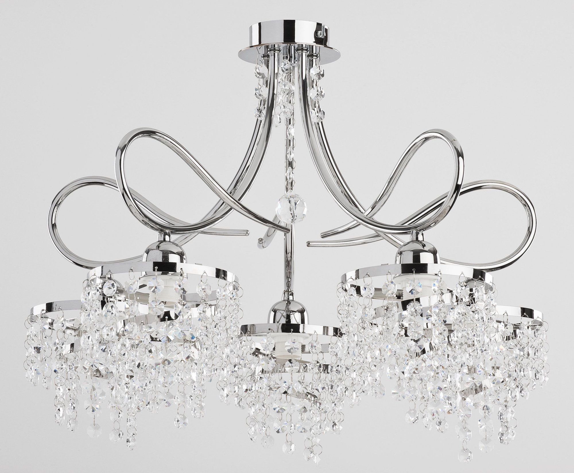Hokku Designs Claire 5 Light Chandelier
