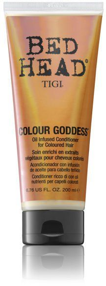 Pin for Later: We Know How to Keep Red Hair Radiant TIGI Bed Head Colour Goddess Conditioner Colour Combat TIGI Bed Head Colour Goddess Conditioner Colour Combat (£14)