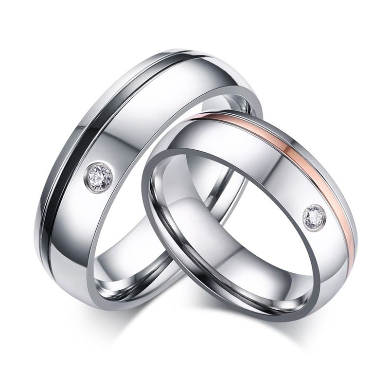 for pair steel engravable personalized titanium a products rings couple concise price lover bands style