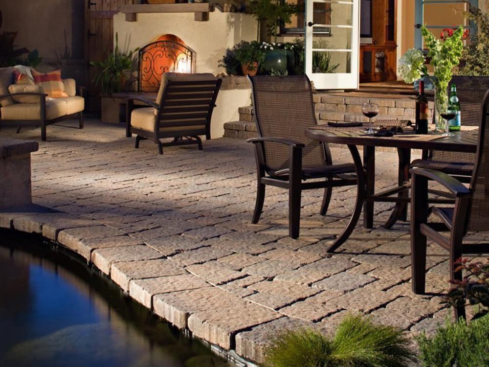 Outdoor Stone Tile Flooring Ideas 19 Stone tile flooring