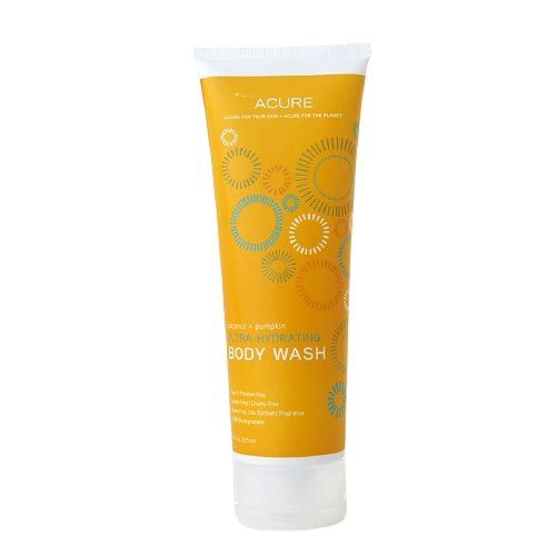 Acure UltraHydrating Body Wash  Coconut  Pumpkin  8 oz by Acure ** Want additional info? Click on the image.