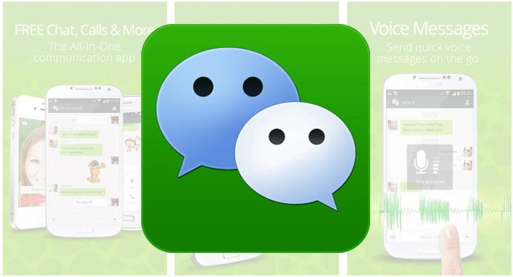 WeChat 5.3.0.84 APK Download Social Media App For