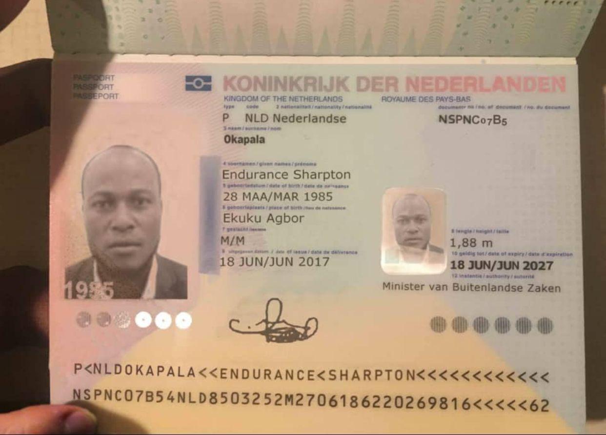 Buy Dutch Passport Online Passport Online Aadhar Card Certificates Online