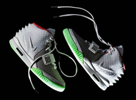 Nike Air Yeezy 2 - Kanye West + Nike shoes = awesome!