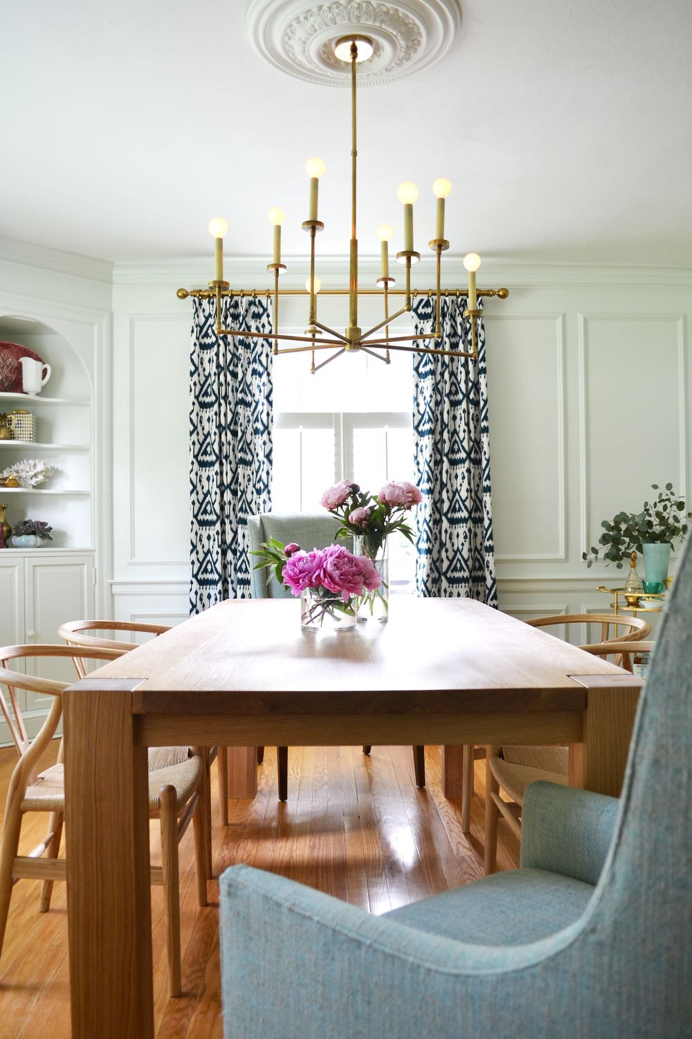 Beau Before + After: Leahu0027s Dining Room