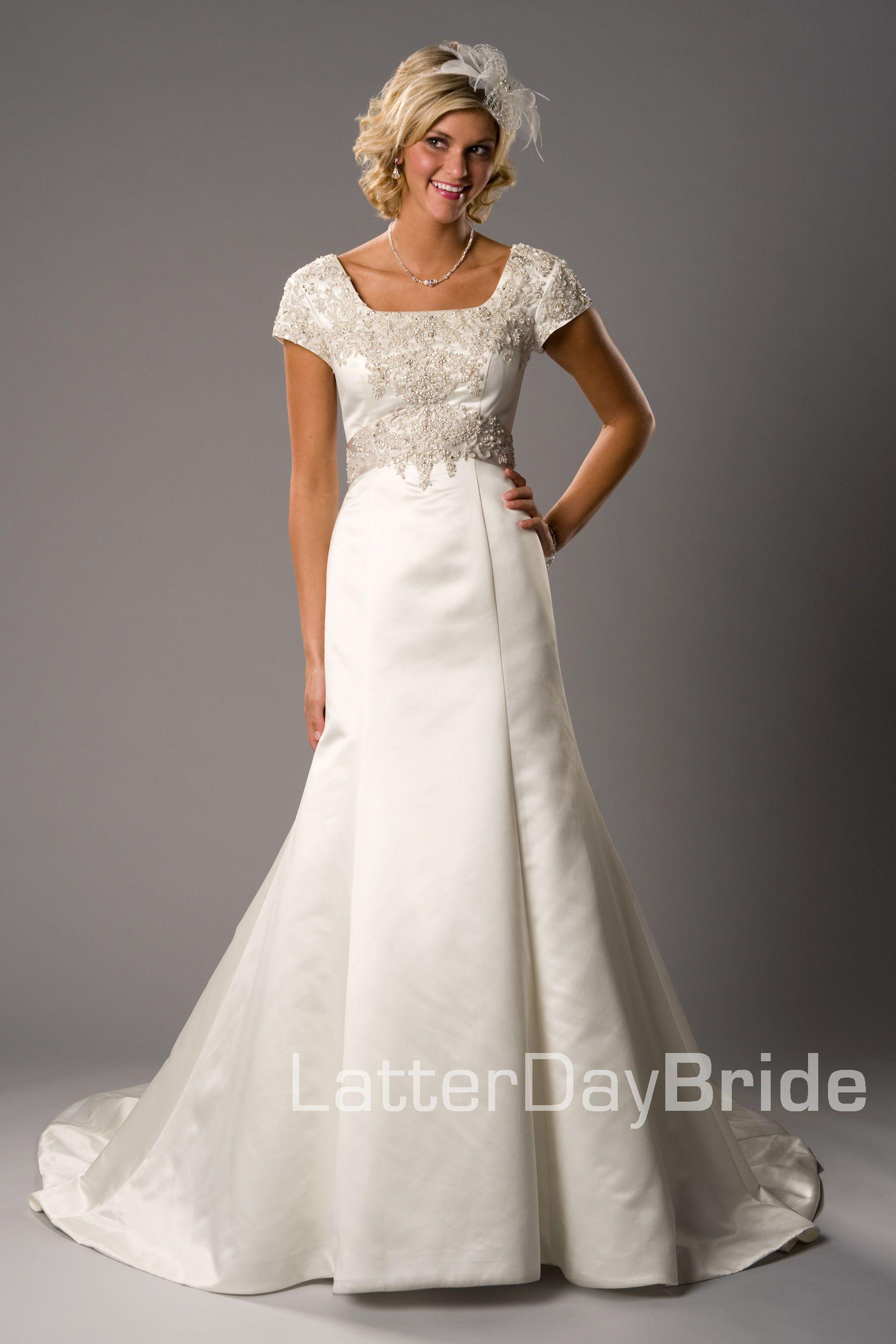Mermaid/Fit & Flare (Wedding) Sarrab Cheap modest