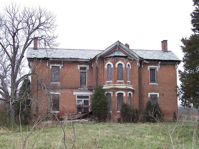 Pin By Rosi Hughes On Old Houses Abandoned Ohio Abandoned Houses Old Abandoned Buildings