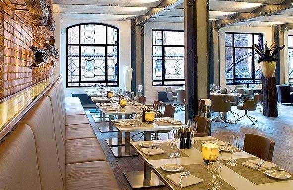 VLET Restaurant in der Speicherstadt, Hamburg | hamburg | Pinterest ...