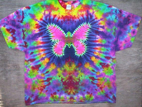 4x Butterfly Tie Dye Tie Dye Pinterest Tie Dye Tie Dye