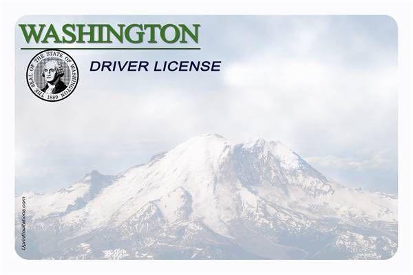 Drivers License Printable Template | info@wbadvies.nl | id | Pinterest