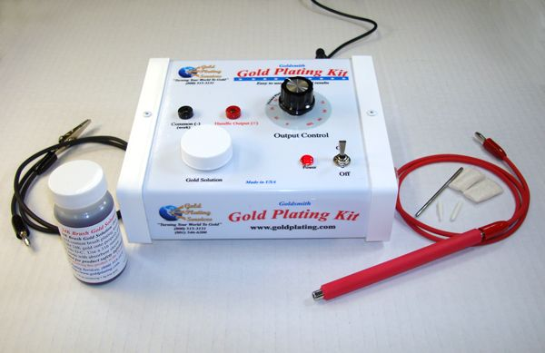 Products - Gold plating kit, Brush plating kits, Automotive