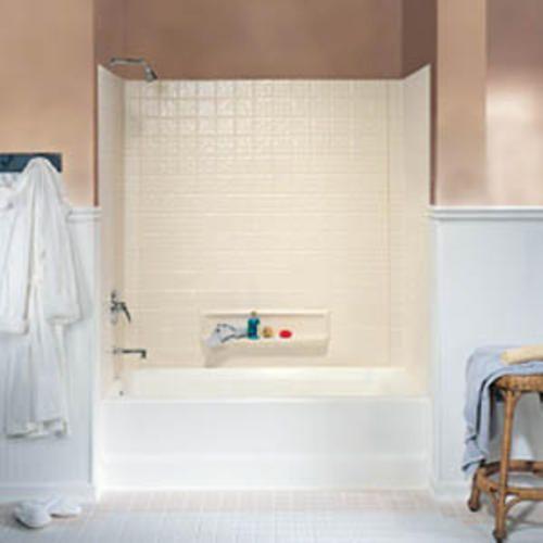 Ti 3 Swantile 3 Panel Tub Wall Kit At Menards Bathroom