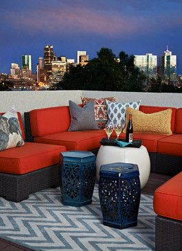 Look 10 Stunning Balconies Terraces Terrace Design Contemporary Patio Outdoor Furniture