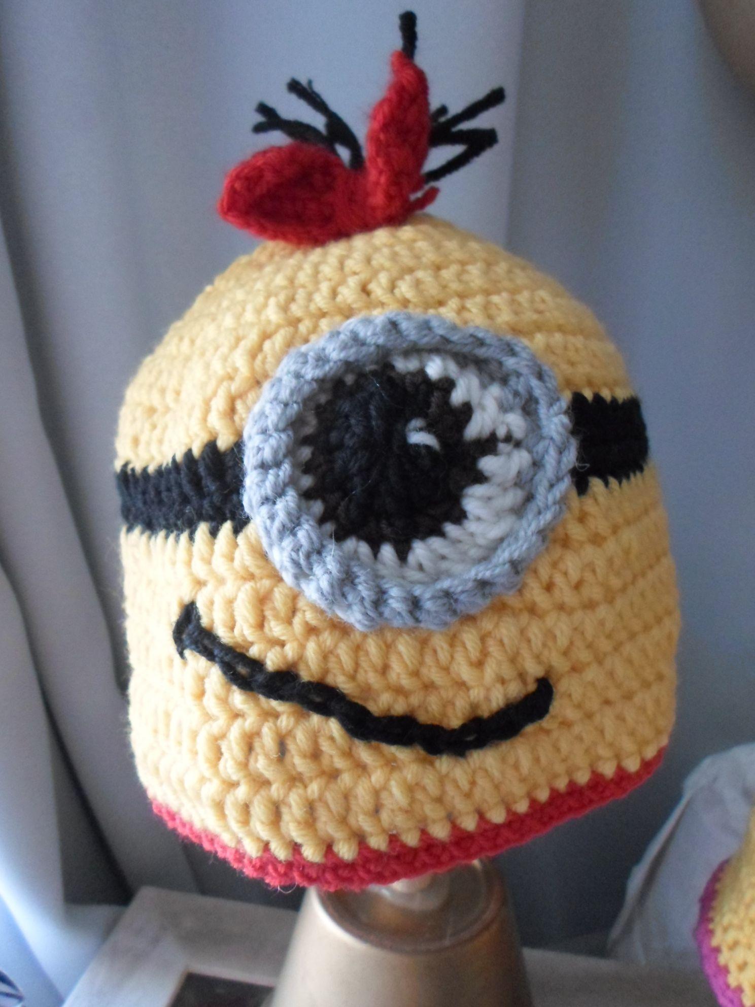 Crochet Baby hat for a new born Baby Häkelmützchen für Neugeborene ...