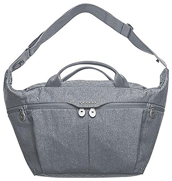 doona All Day Bag Grey Diaper bag, Bags, Stroller bag