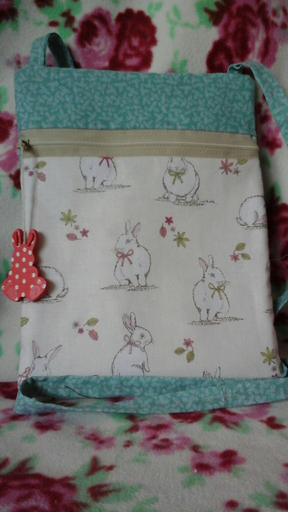 Rabbit bag 5 front