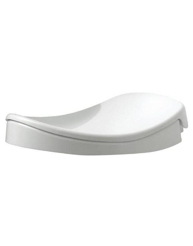der formsch ne und ergonomische wc sitz l sst sich einfach montieren und ist in zwei stufen. Black Bedroom Furniture Sets. Home Design Ideas