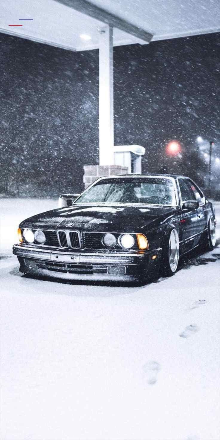 Bmw Wallpaper #wallpaper #black #snow #winter
